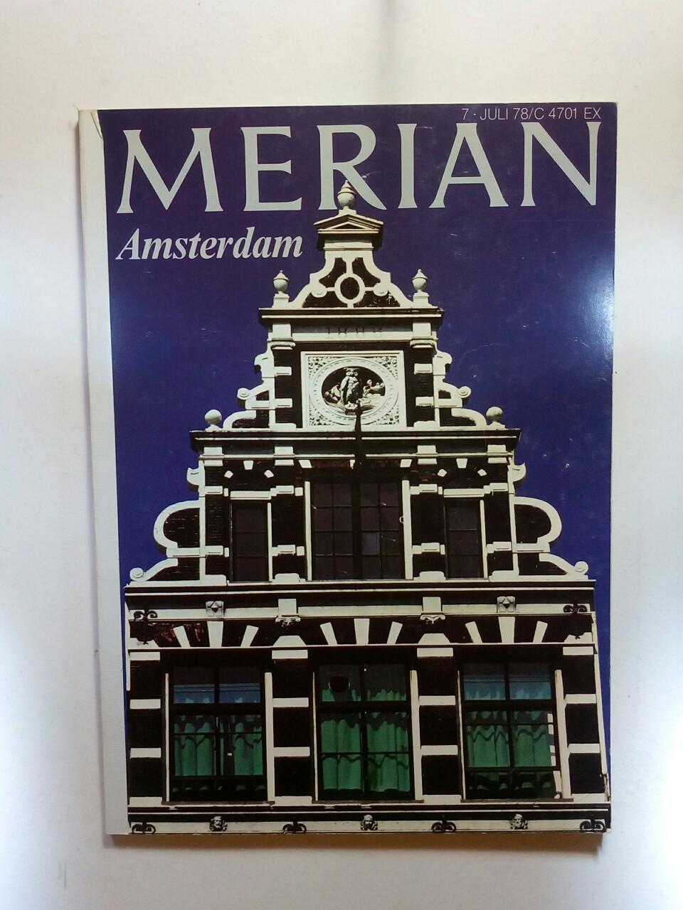 Amsterdam 7/31 7.Juli 78: verschiedene, Autoren: