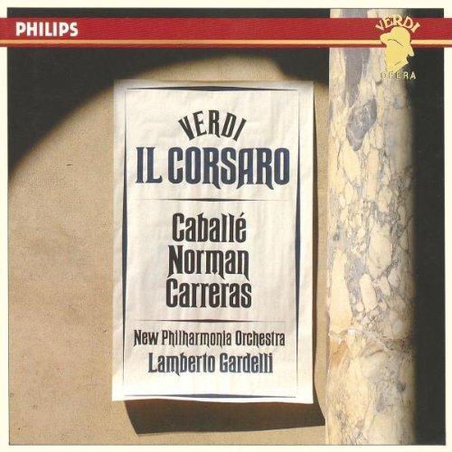 Verdi - l Corsaro (Gesamtaufnahme) Box: José, Carreras, Caballé