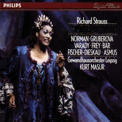 Richard Strauss: Ariadne auf Naxos (Gesamtaufnahme) Box: Jessye, Norman, Gruberova