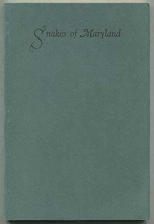 Snakes of Maryland: KELLY, Howard A.