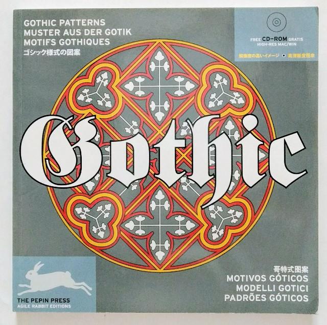 Muster aus der Gothik / Gothic Patterns (CD Rom). - Van Roojen, Pepin