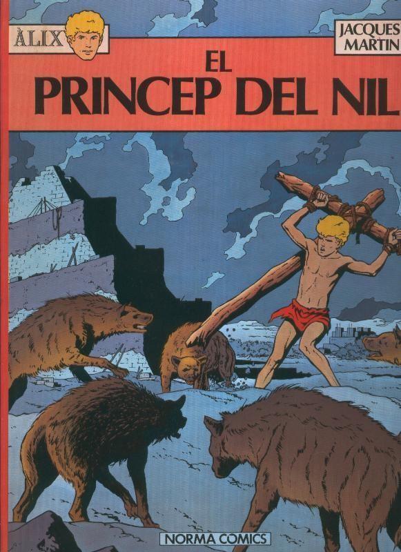 Alix: El princep del Nil - Jacques Martin