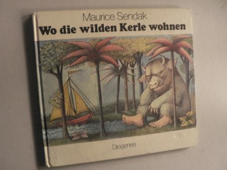 Wo die wilden Kerle wohnen: Sendak, Maurice