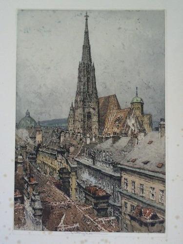 Domkirche St. Stephan zu Wien (Stephansdom) -: Kasimir, Luigi (1881-1962)