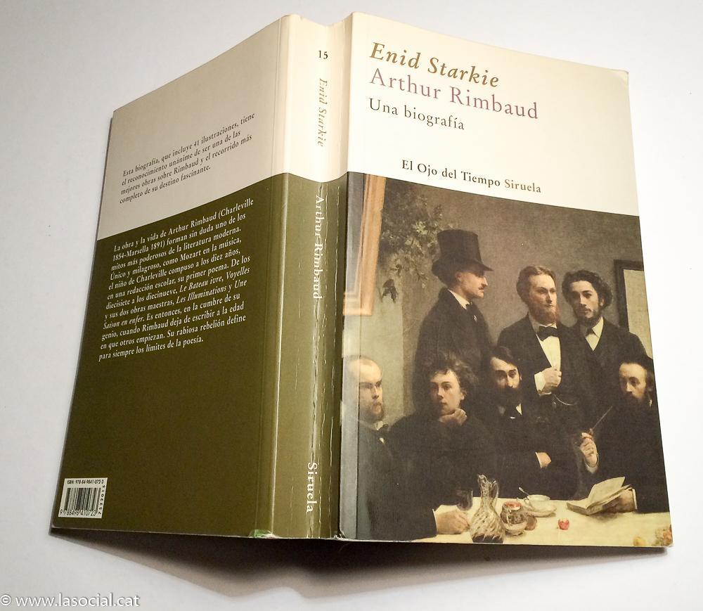 Arthur Rimbaud. Una biografía - Enid Starkie