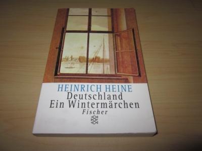 Atta Troll. Ein Sommernachtstraum/Deutschland. Ein Wintermärchen: Heine, Heinrich