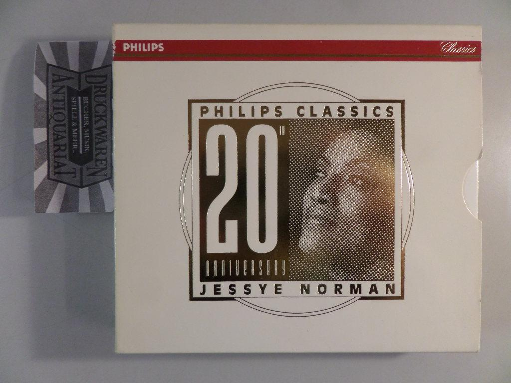 Jessye Norman - 20 years with Philips: Norman, Jessye: