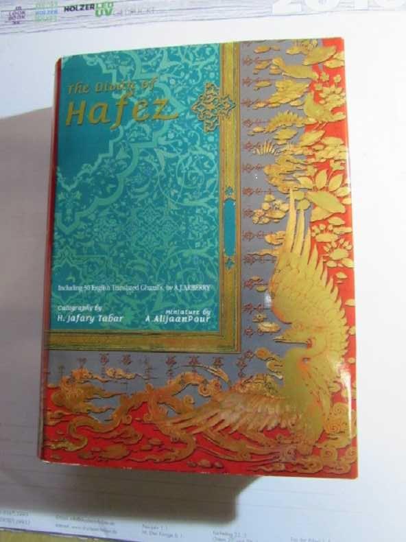 The Divan of Hafez - After the: Qazvini, Mohammad, Qasem