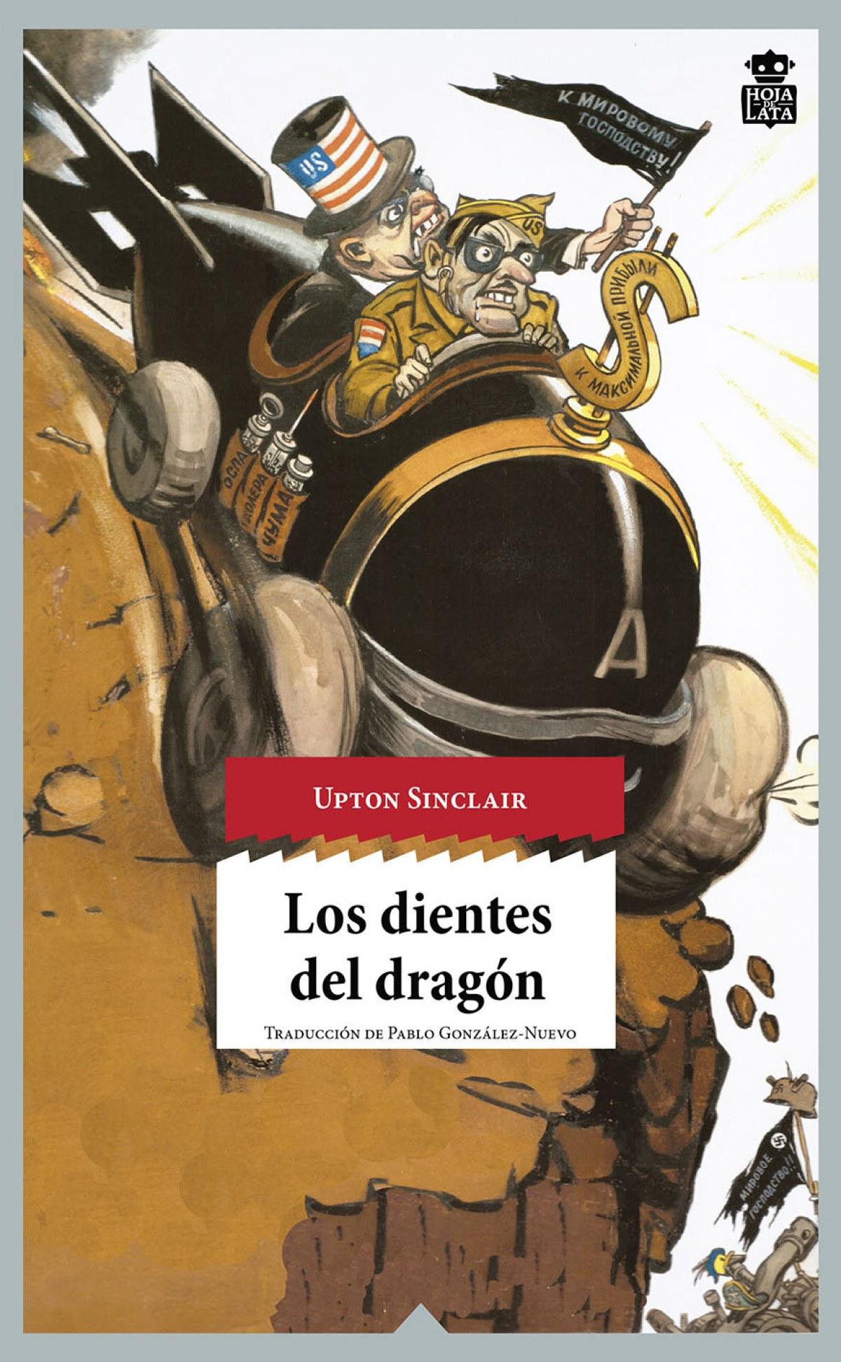 Los dientes del dragón - Sinclair, Upton