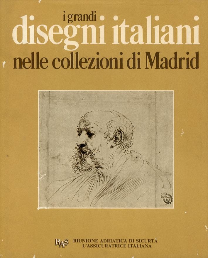 I grandi disegni italiani nelle collezioni di Madrid. - Sturzo Mario