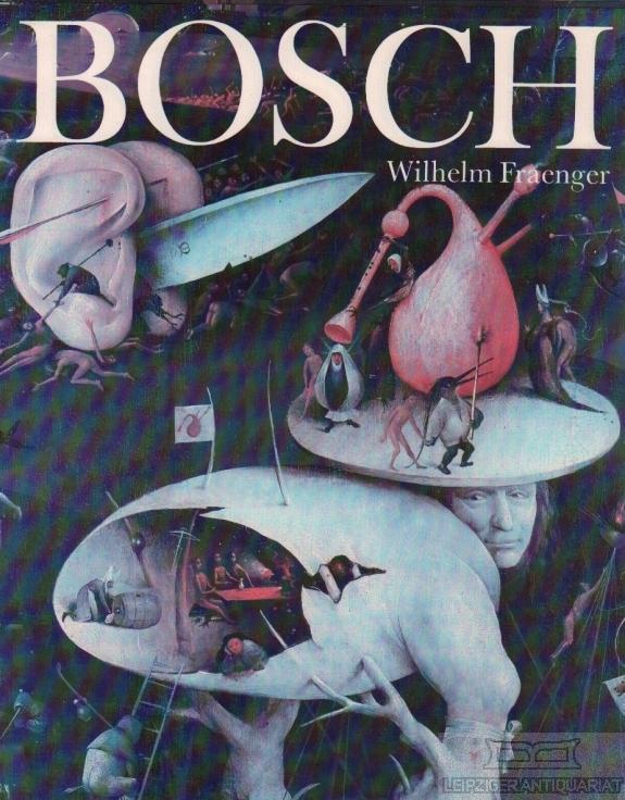 Hieronim Bosch. - Fraenger, Wilhelm (Text in Polnisch).
