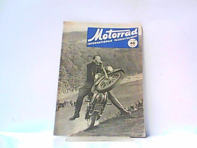 Motorrad. 5. Jahrgang, Heft 46. / 212,: Ibera Verlags Ges.