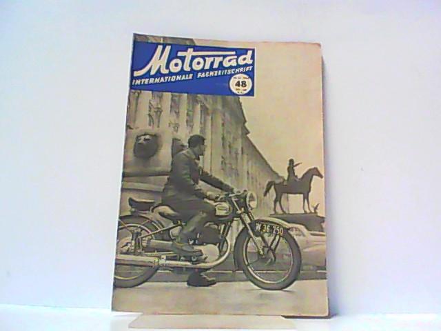 Motorrad. 5. Jahrgang, Heft 48. / 214,: Ibera Verlags Ges.
