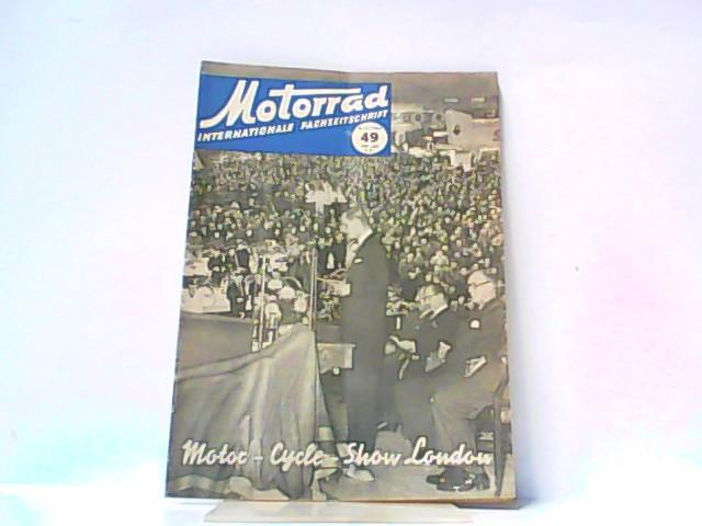 Motorrad. 5. Jahrgang, Heft 49. / 215,: Ibera Verlags Ges.