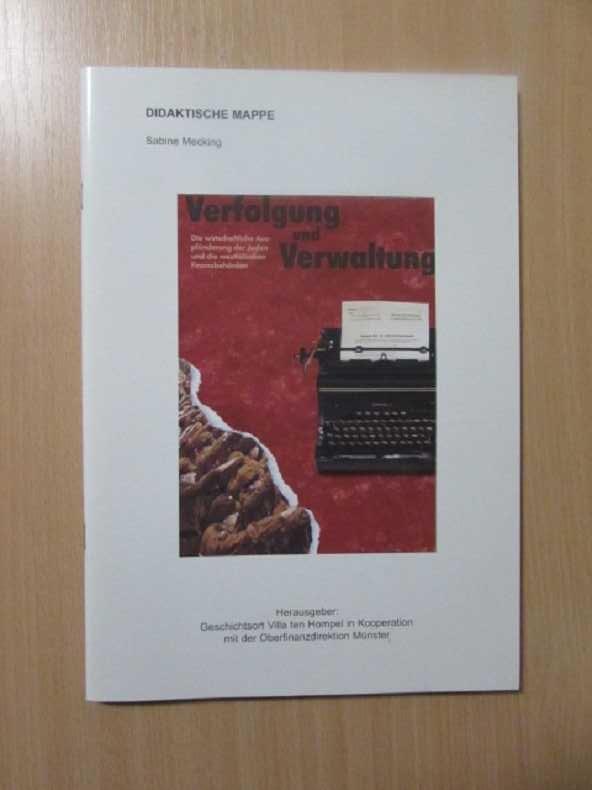 Didaktische Mappe - Verfolgung und Verwaltung: Die: Mecking, Sabine: