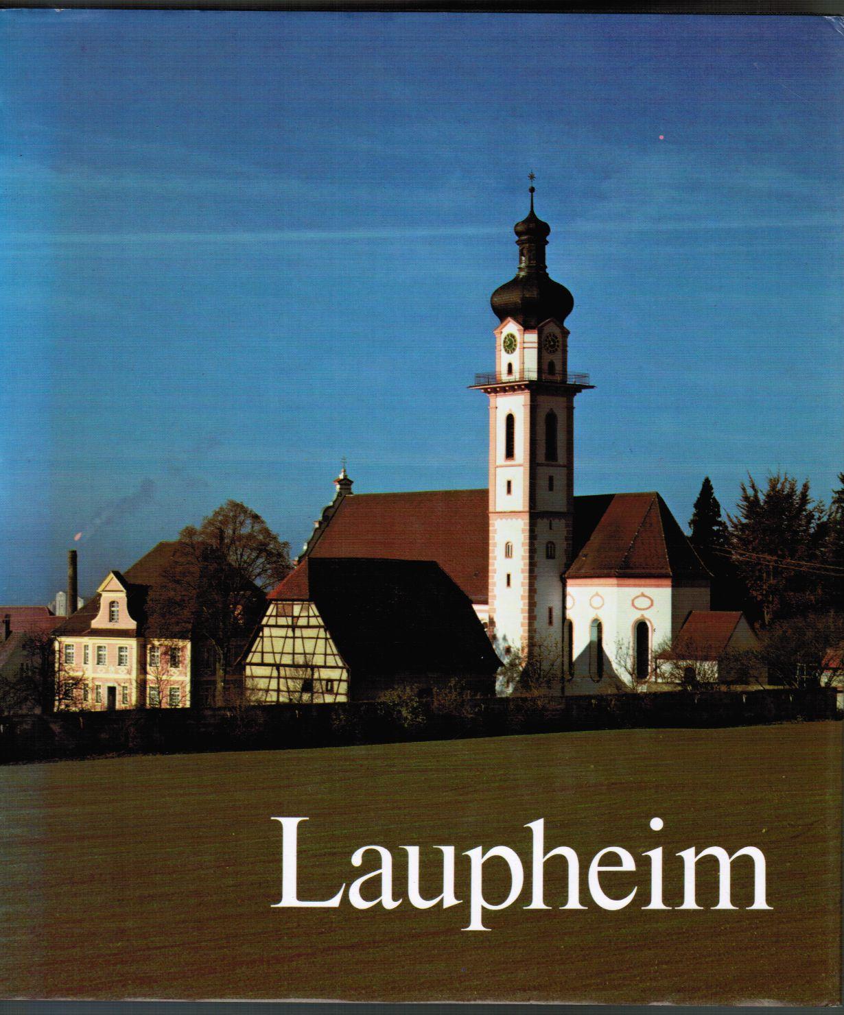 Herausgegeben von der Stadt Laupheim in Rückschau: Laupheim.
