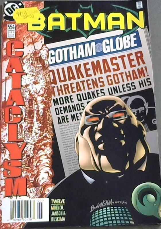 Klaus Janson, Cataclysm part 12 Batman # 554 USA, 1998