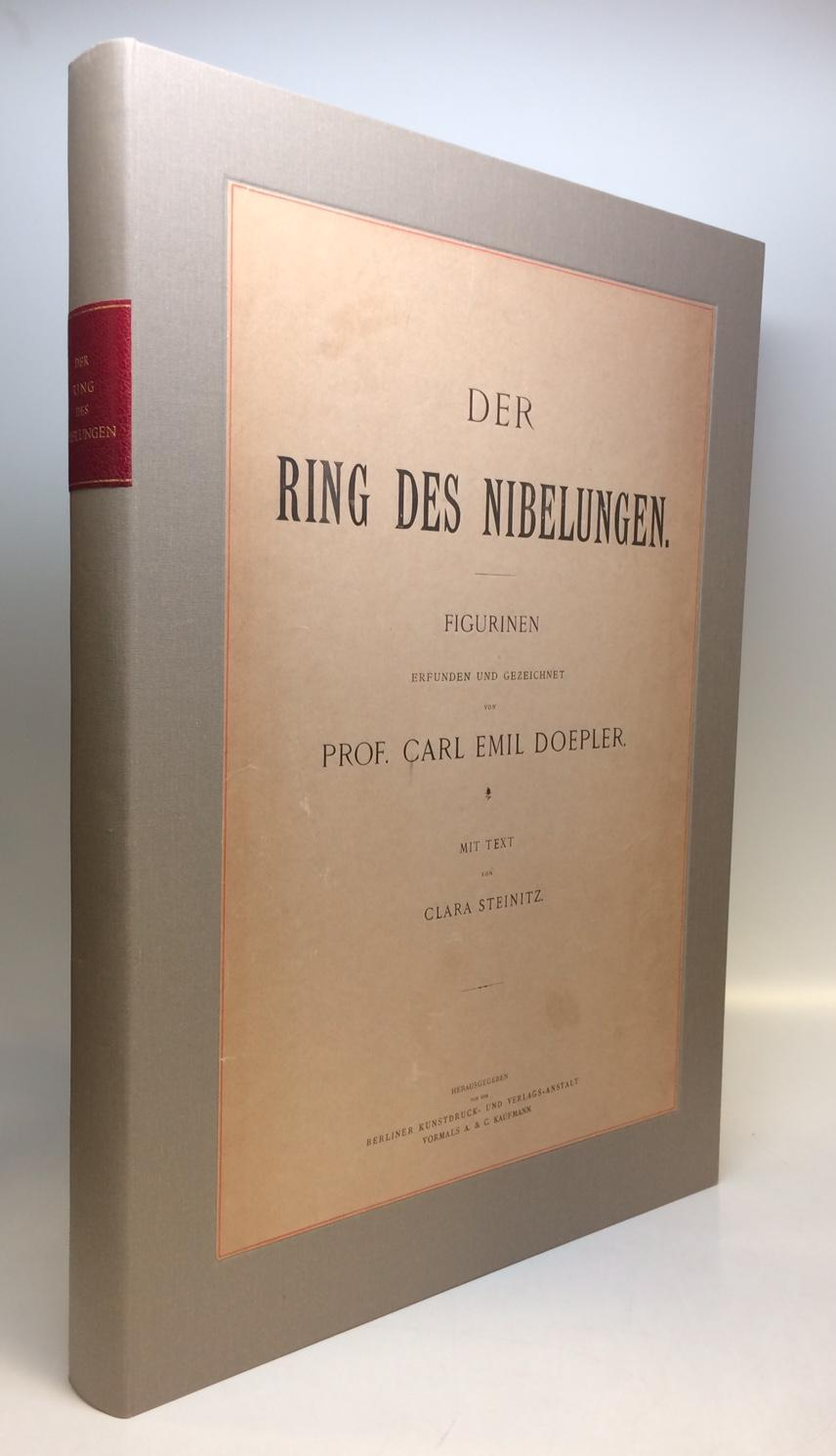 Wagner Ring Seller Supplied Images Abebooks