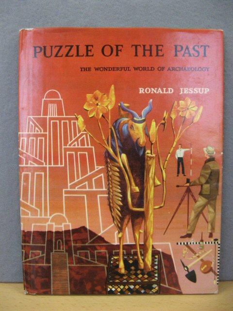 Puzzle of the Past: The Wonderful World: Jessup, Ronald