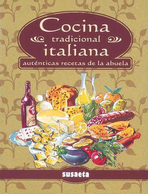 COCINA TRADICIONAL ITALIANA - SUSAETA, EQUIPO