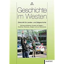 Schwerpunktthema: Europa und Region - Nordrhein-Westfalen, Belgien: MECKING Sabine u.a.