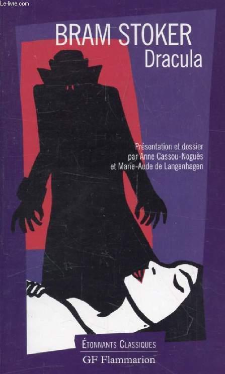Couverture de Dracula