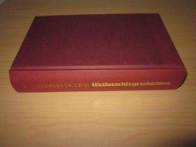 Weihnachtsgeschichten: Dickens, Charles