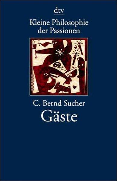 Kleine Philosophie der Passionen, Gäste - Bernd Sucher, C.