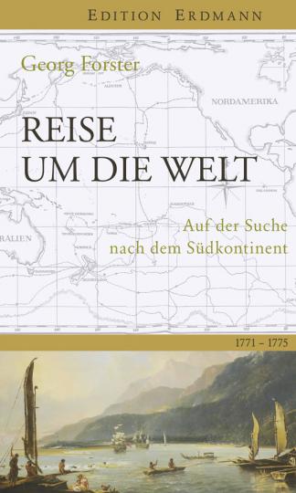 Georg Forster. Reise um die Welt. Auf: Eingeleitet von Herrmann