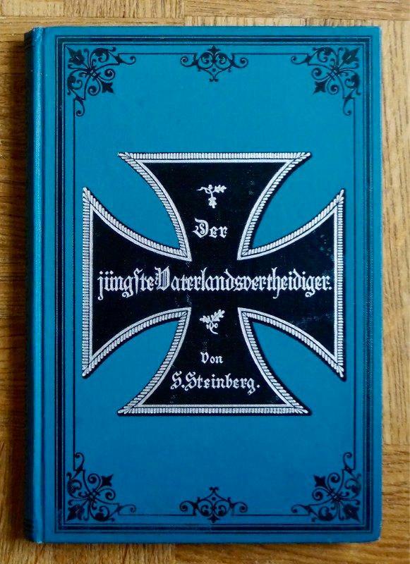 Der jüngste Vaterlandsverteidiger. Characterbild.: Steinberg, S.