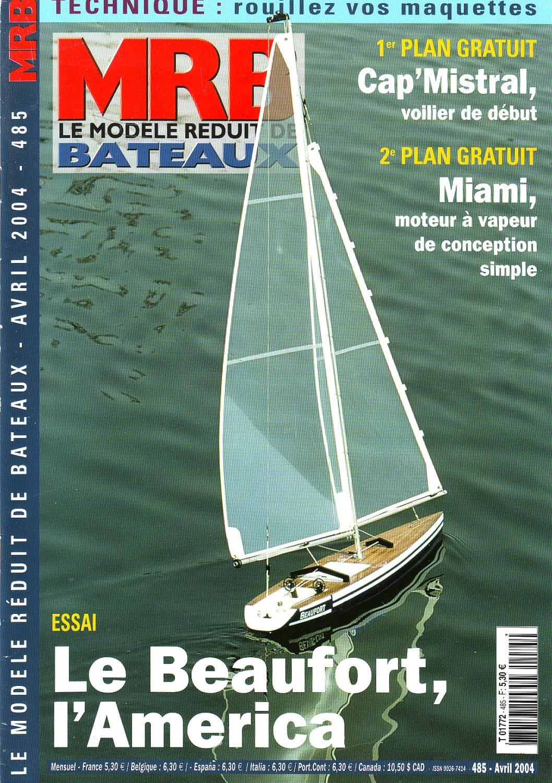 Mrb Le Modele Reduit De Bateaux N 485 2004 Magazine Nbsp Nbsp Periodical Le Petit Livraire