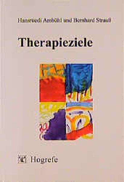 Therapieziele: Ambühl, Hansruedi und
