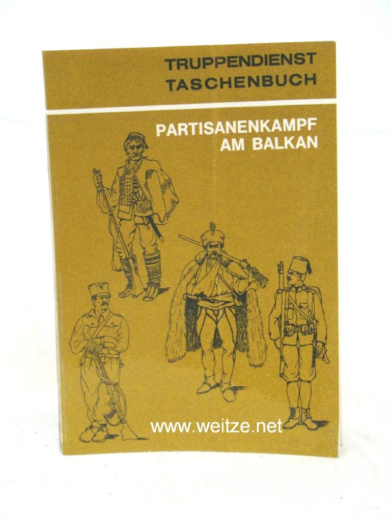 Partisanenkampf am Balkan,: Wiener, Dr. F.,: