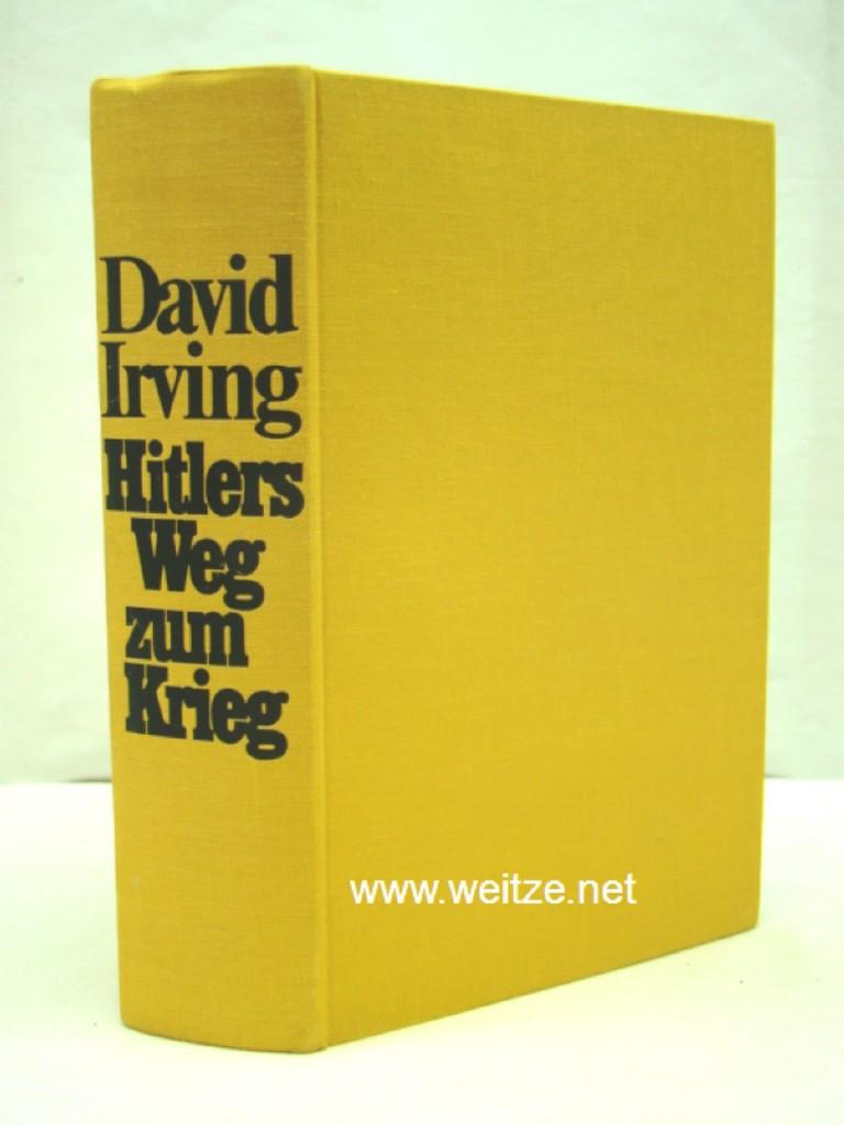 Hitlers Weg zum Krieg,: Irving, D.,: