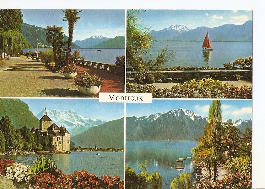 Postal 032237 : Montreux