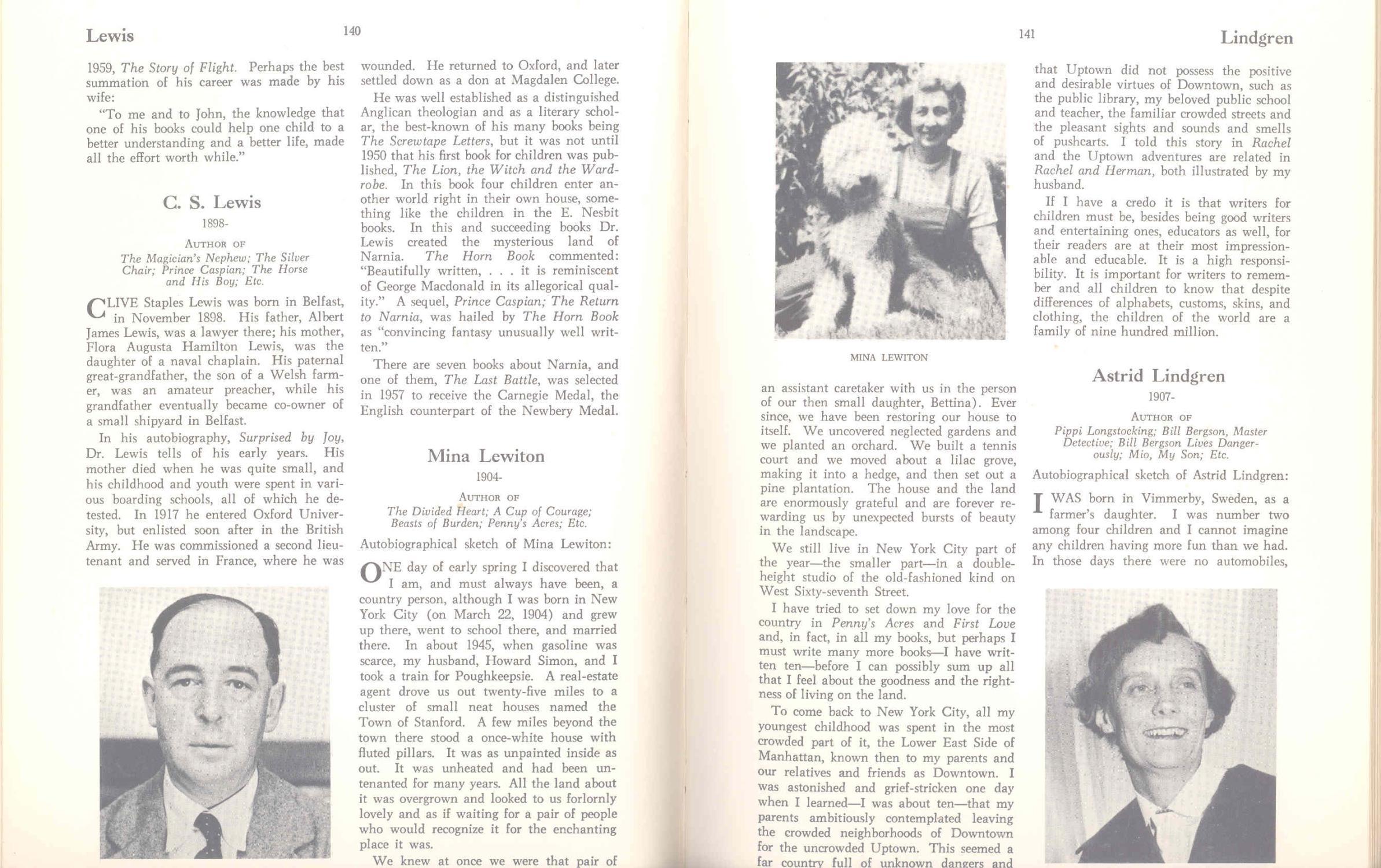 More Junior Authors. [Tha Author Series] - Fuller, Muriel, editor.