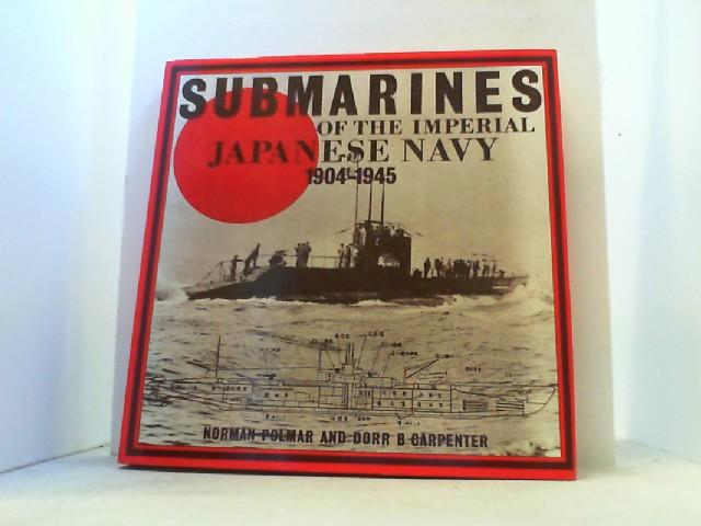 Submarines of the Imperial Japanese Navy.: Carpenter, Dorr and