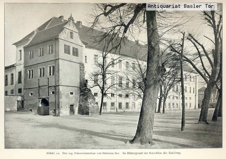 Kunst und Künstler am Baden-Durlacher Hof bis: Rott, Hans: