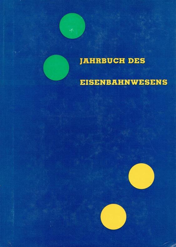 Jahrbuch des Eisenbahnwesens ; Folge 20.: Vogel, Th. (Hrsg.):