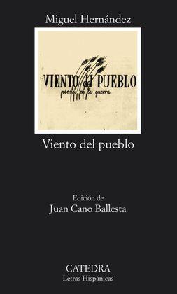VIENTO DEL PUEBLO - HERNÁNDEZ, MIGUEL (1910-1942)