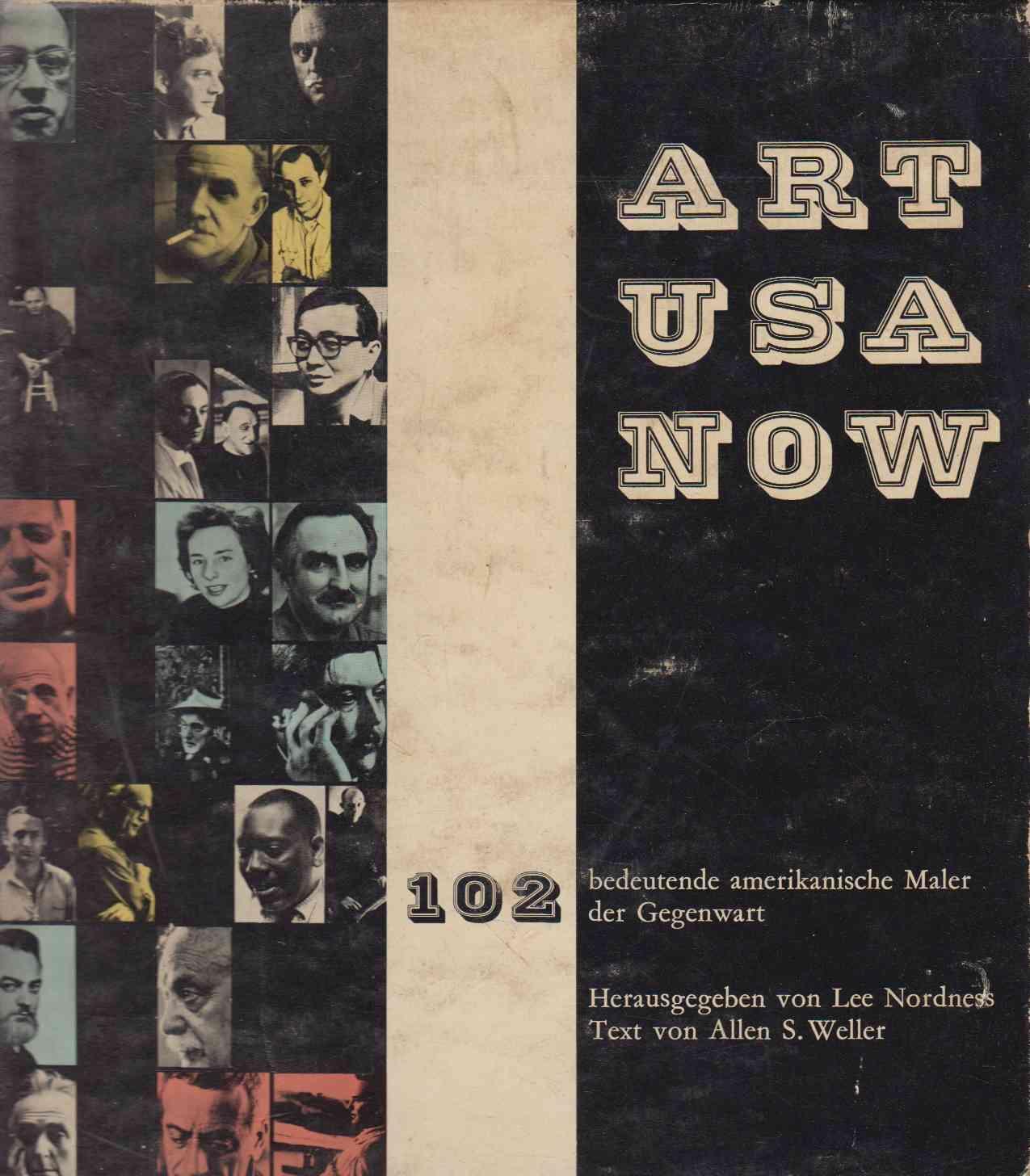 Art Usa Now. Band 1 Und 2: Weller, Allen S.