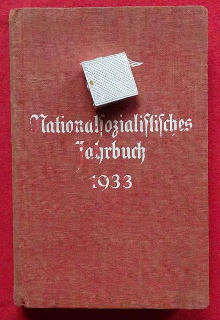 Nationalsozialistisches Jahrbuch. 7. Jahrgang 1933: Ley, Robert Dr.
