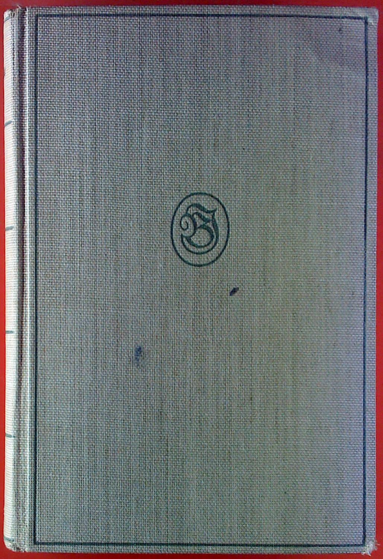 Goethes Werke. NEUNTER BAND: Wilhelm Meister 5.-8.: Hrsg. Robert Petsch,
