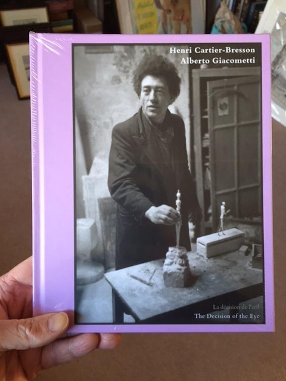 Henri Cartier-Bresson and Alberto Giacometti: Bezzola, Tobia