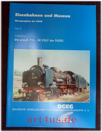 Die preußische P 8 - 38 2267: Baum, Siegfried: