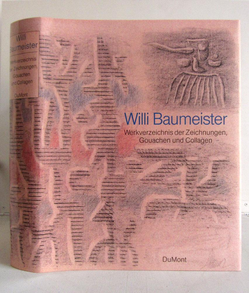 Willi Baumeister - Werkverzeichnis der Zeichnungen, Gouachen: Baumeister, Willi /