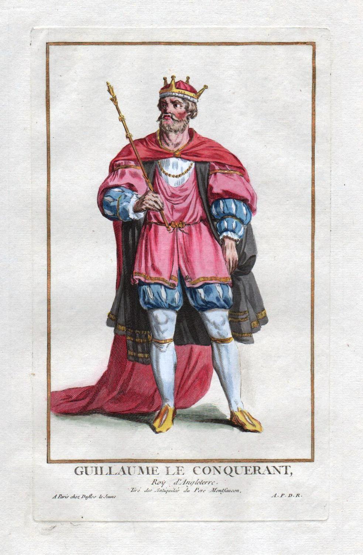 "Guillaume le Conquerant"" - William the Conqueror: Duflos le Jeune,"