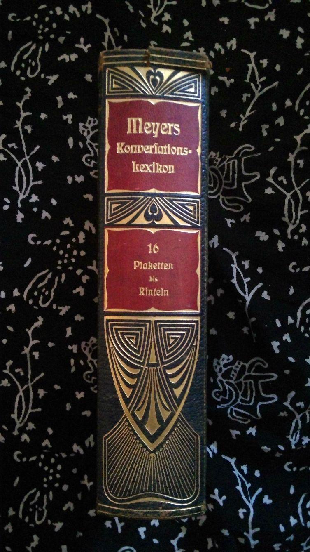 Meyers Großes Konversation-Lexikon. Ein Nachschlagewerk des allgemeinen: Band 16