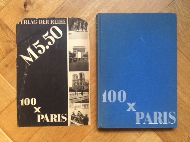 100 x Paris.: Krull, Germaine.