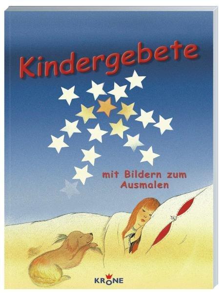 Kindergebete mit Bildern zum Ausmalen: Kocher, Hans: